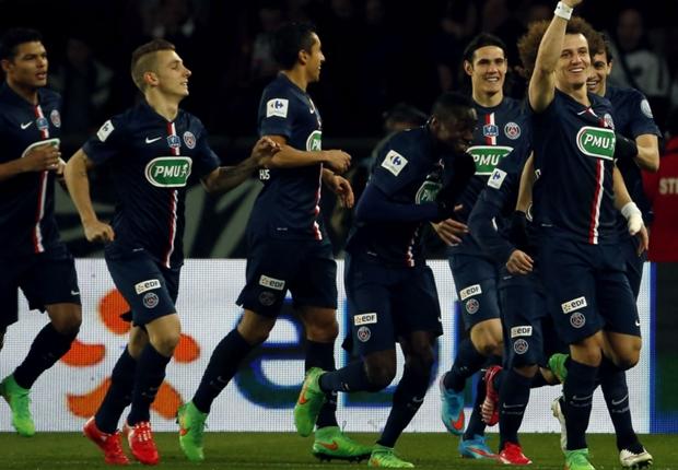 PSG 2-0 Monaco : Paris haut la main