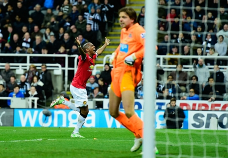 Young condemns Newcastle to Krul loss