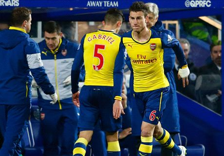 Gabriel set to miss three weeks - Wenger