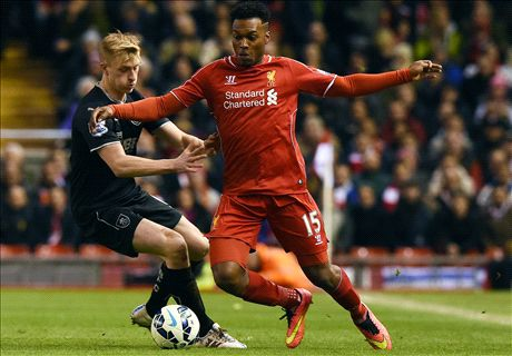 Sturridge keeps Liverpool surge going