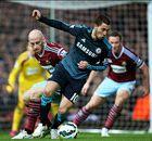 Hazard header keeps Chelsea in control