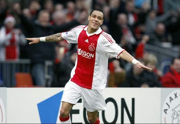 Gregory Van Der Wiel: Gelar Ke-30 Ajax Momen Terindah