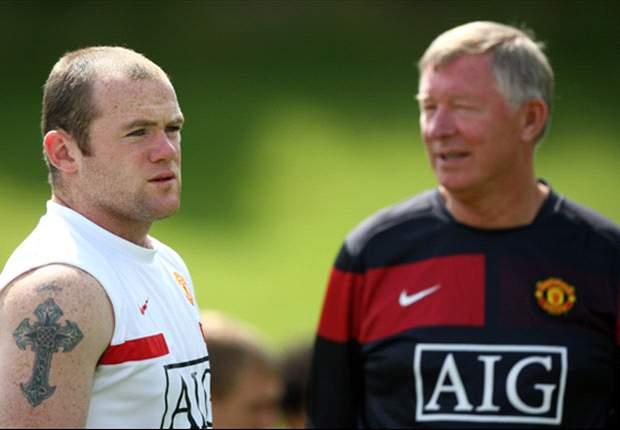 Ferguson, harto de Rooney, quiere venderlo este verano