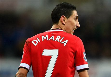 Di Maria fined for Man Utd no-show