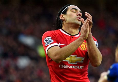 Man Utd confirm Falcao exit
