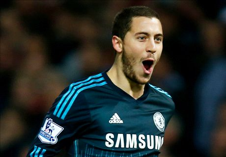 'Bayern would never sign Hazard'