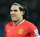 Falcao is finished at Man Utd, say readers