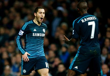 Mourinho's Chelsea 'warriors' march on