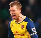 TOTW: Arsenal duo make welcome return