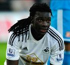Gomis 'feeling fine now' after fainting
