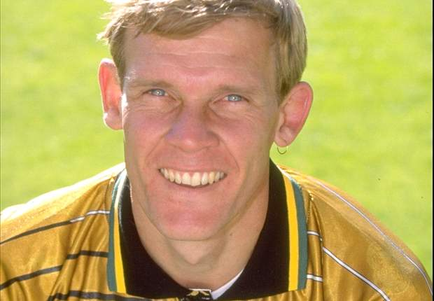 Neil Tovey, during his days as Bafana Bafana captain