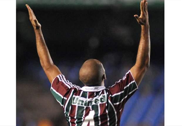 Euzébio exalta zaga e boa fase do Fluminense
