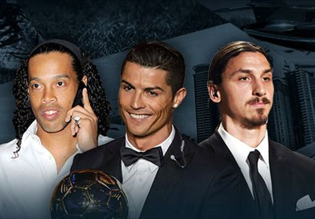 Video: Top 10 richest footballers