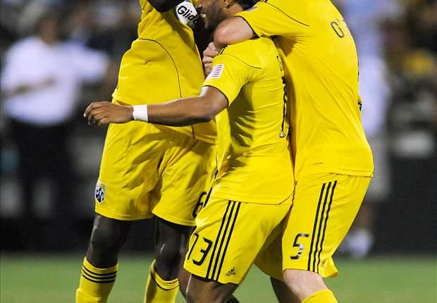 Former MLS defender Iro reunites with Rogers at Stevenage
