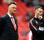 Angry Van Gaal denies Giggs rift