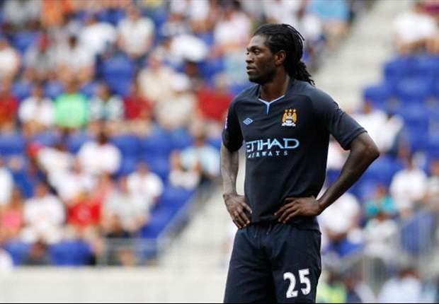 Mercado: ¿Sabes quién quiere a Emmanuel Adebayor?