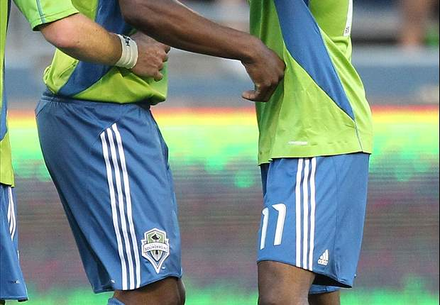Despite Fitness, Blaise Nkufo Already Contributing To Seattle Sounders FC