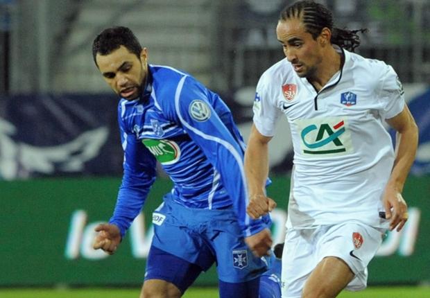 Brest-Auxerre 0-0 a.p.t.b.2-4, l