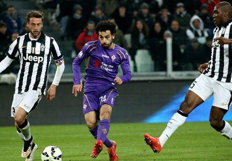 Super Salah stuns Juventus