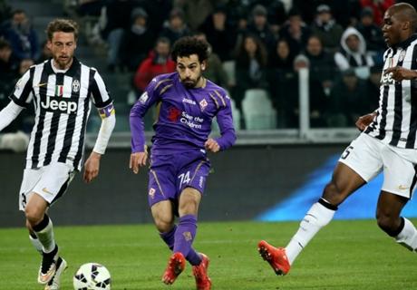 Salah plaaggeest voor Juve