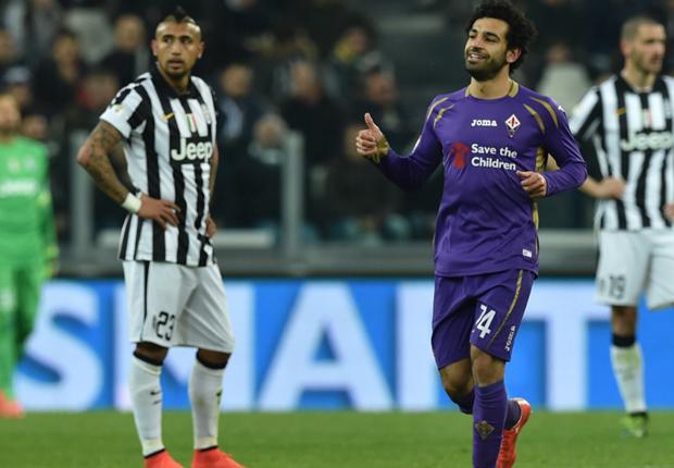 Juventus 1-2 Fiorentina : Salah fait tomber la Juve