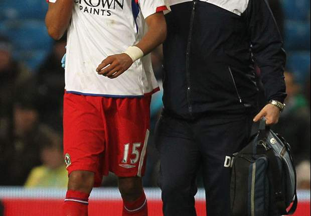 Blackburn Rovers boss Sam Allardyce: Steven N'Zonzi needs to show improvement to get back in the team