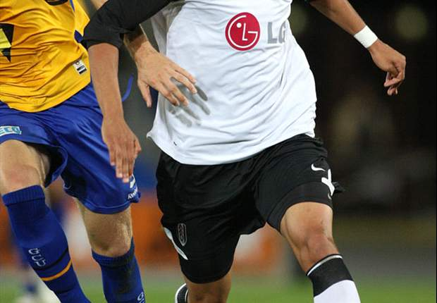 Fulham defender Aaron Hughes impressed by team-mate Matthew Briggs