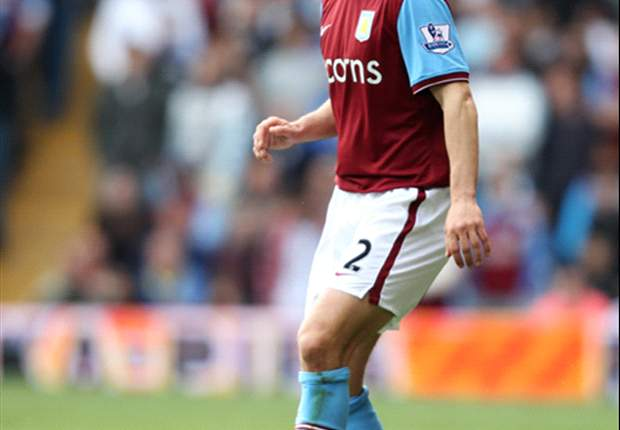 West Ham United set to swoop for Aston Villa's Luke Young - report
