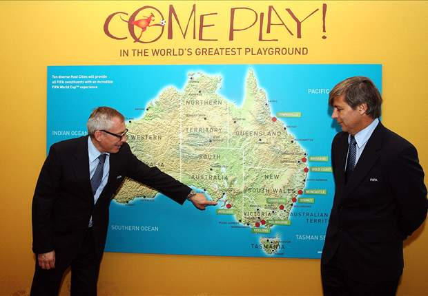 Impressed FIFA Declare Australia's World Cup 2022 Bid Is 'Prepared In All Aspects'