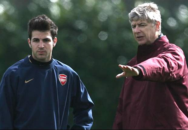 Arsenal skipper Cesc Fabregas confirms that gaffer Arsene Wenger is fully focused on glory