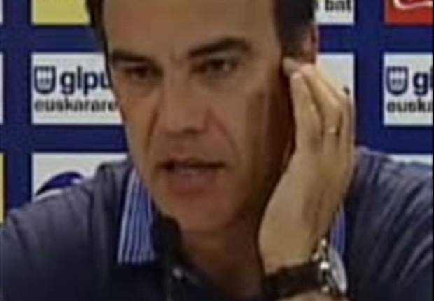 Real Sociedad's Martin Lasarte: In One Game Against Real Madrid Anything Can Happen