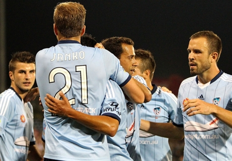 Janko the difference for Sky Blues