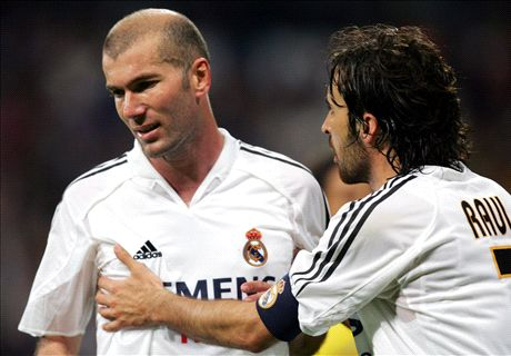 Real Madrid's greatest EVER XI