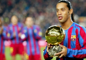 Ronaldinho was the star of the Barcelona side that won the Champions League in 2006 and will forever be remembered as one of the most gifted players ever to grace the tournament. Consequently, his Champions League Dream Team, which comes courtesy of t...