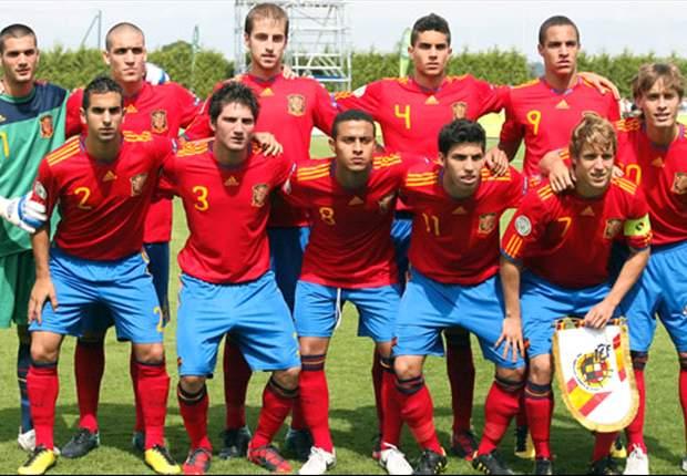Europeo Sub-19: España ya tiene convocatoria para conquistar Rumanía