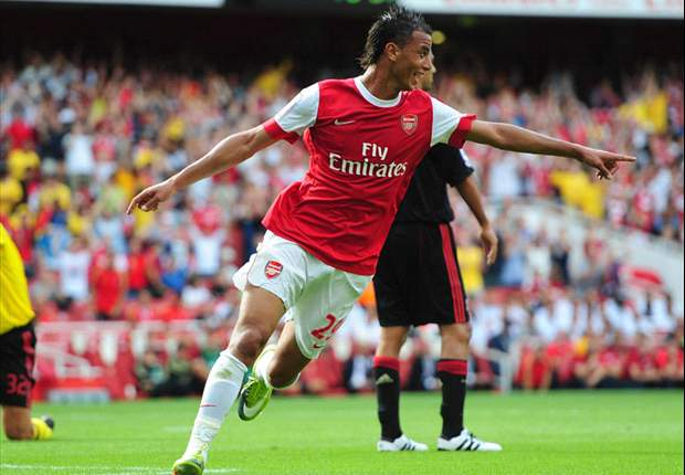 Marouane Chamakh thinks Liverpool are under more pressure than Arsenal to do well this season