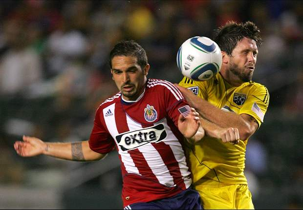 Chivas USA 0-0 Columbus Crew: Scrappy scoreless draw