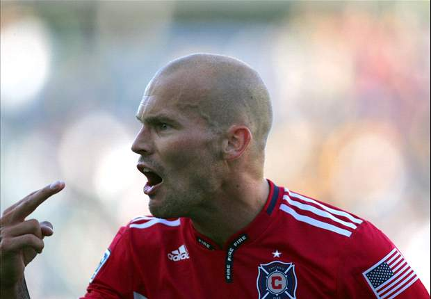 San Jose Earthquakes 0-3 Chicago Fire: Ljungberg Lights Up San Jose