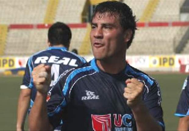 Orlando Contreras jugará en Cesar Vallejo