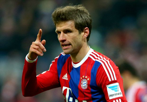 Hannover 1-3 Bayern Munich: Muller extends lead to 11 points