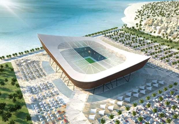 Die Errichtung der Stadien in Katar fordert unter den aktuellen Bedingungen einen hohen Blutzoll