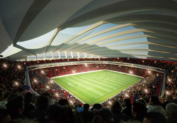 Im Stadion Al Khor sollen 2022 WM-Spiele stattfinden