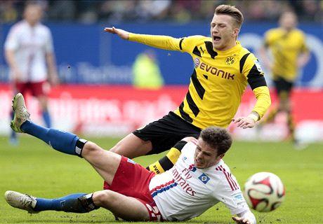 Player Ratings: Hamburg 0-0 Dortmund