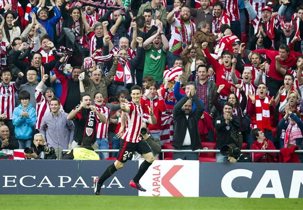Athletic Club 1-0 Real Madrid: Aduriz blows title race wide open