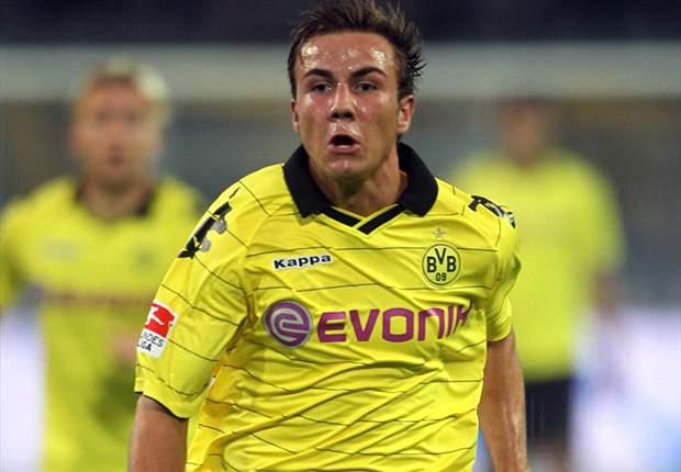 Matthias Sammer Praises Borussia Dortmund's German Wunderkind Mario Goetze