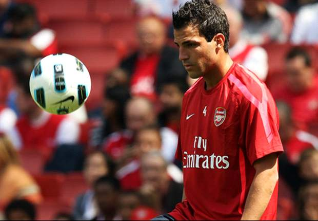 Arsenal manager Arsene Wenger hails attitude of Cesc Fabregas amid speculation linking him with a return to Barcelona
