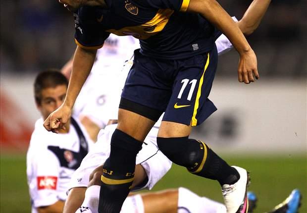 Após cirurgia no joelho,Cañete diz que temeu pelo fim da carreira