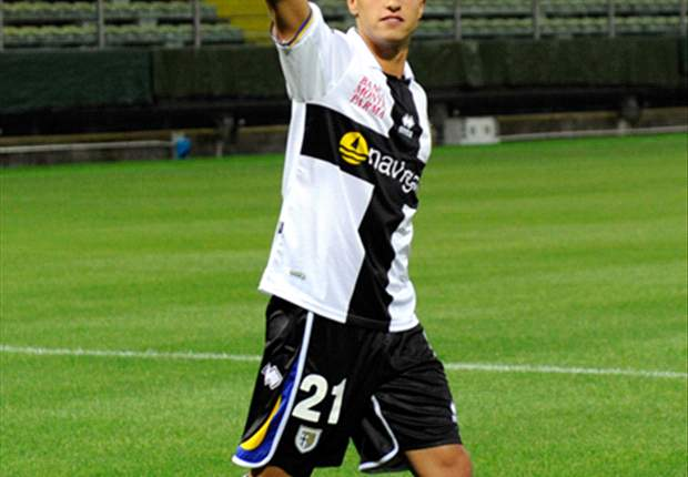 Parma's Sebastian Giovinco Sour Towards Juventus