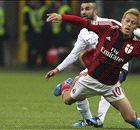 Résumé de match, Milan-Vérone (2-2)