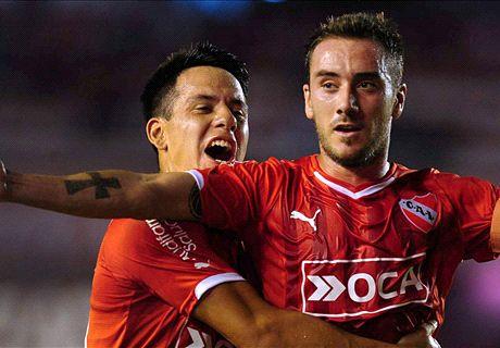 EN VIVO: Independiente 0-0 Argentinos